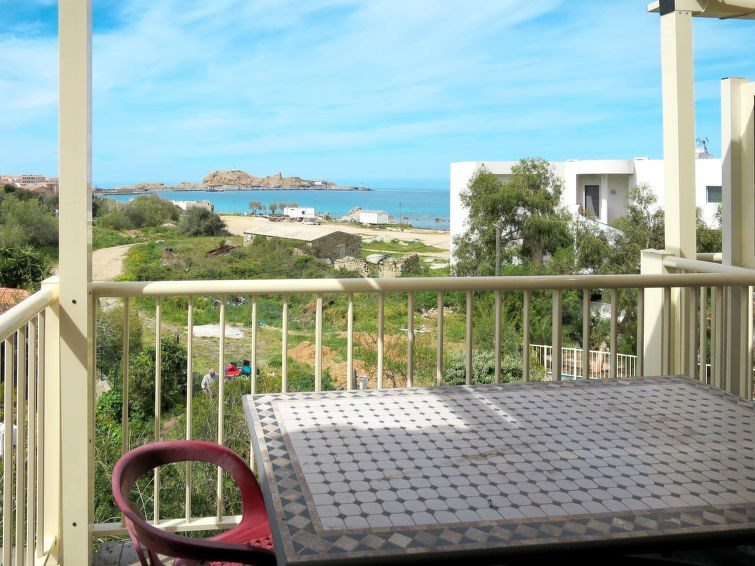 Location vacances L'Île-Rousse -  Appartement - 5 personnes -  - Photo N° 1