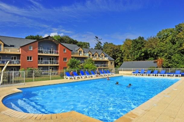 Location vacances Carantec -  Appartement - 4 personnes - Télévision - Photo N° 1