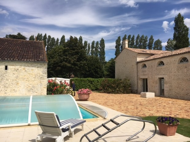 Location vacances Saint-Hippolyte -  Gite - 6 personnes - Barbecue - Photo N° 1