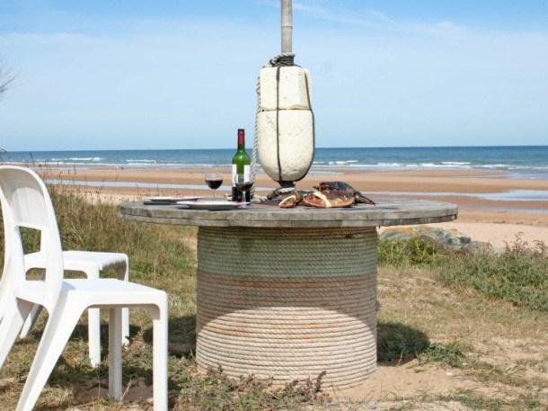Location vacances Saint-Laurent-sur-Mer -  Maison - 6 personnes - Barbecue - Photo N° 1