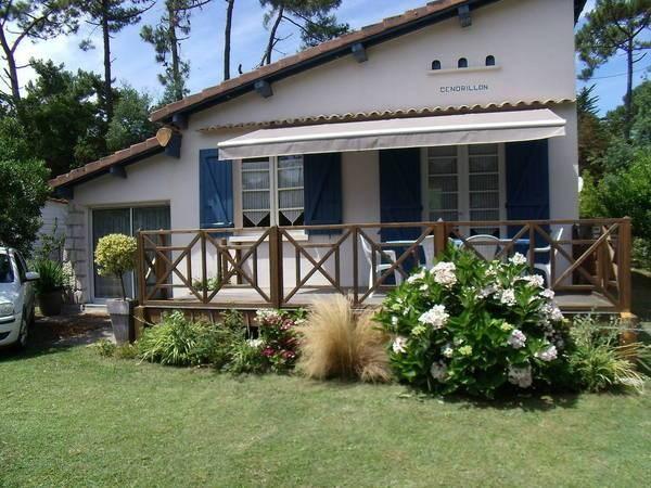 Maison De Vacances A Lege Cap Ferret En Aquitaine Pour 6 Pers