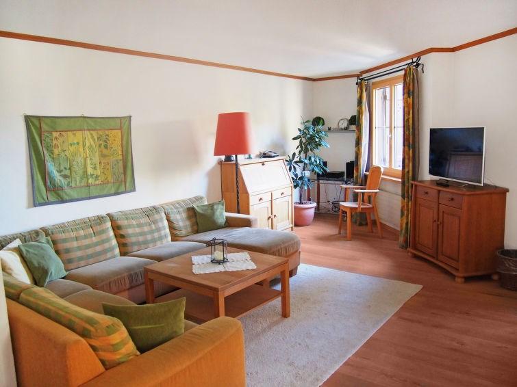 Appartement pour 3 personnes à Vulpera