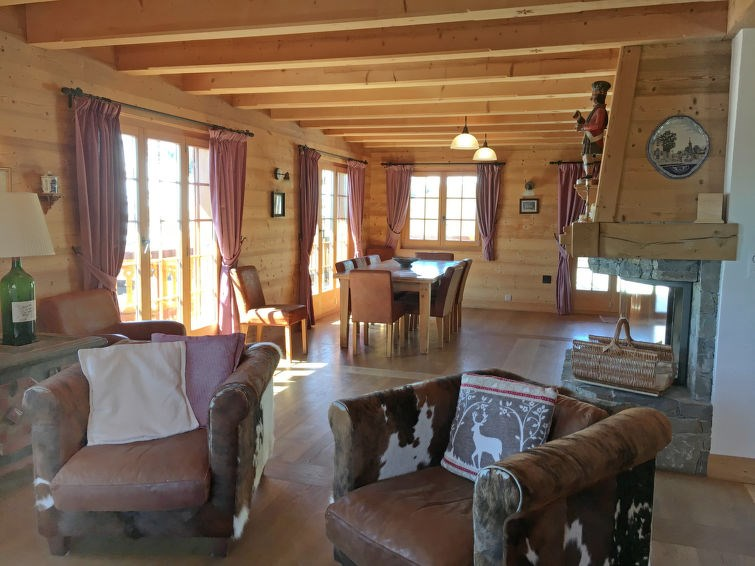 Location vacances Val-d'Illiez -  Maison - 10 personnes -  - Photo N° 1