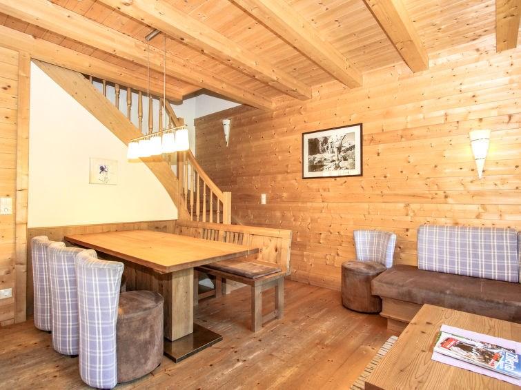 Maison pour 8 à Mayrhofen