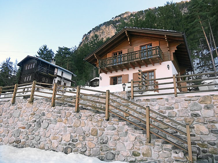 Maison pour 4 personnes à Vercorin