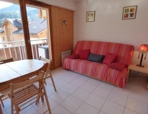 Location vacances Saint-Jean-de-Sixt -  Appartement - 4 personnes - Télévision - Photo N° 1