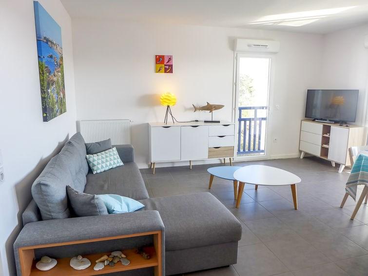 Location vacances Bidart -  Appartement - 6 personnes -  - Photo N° 1