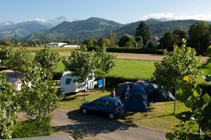 Camping LE MONLOO, 110 emplacements, 30 locatifs