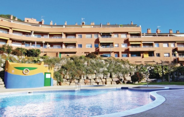 Location vacances Blanes -  Appartement - 5 personnes - Barbecue - Photo N° 1