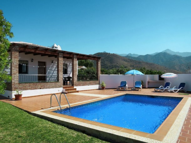 Location vacances Nerja -  Maison - 4 personnes - Barbecue - Photo N° 1