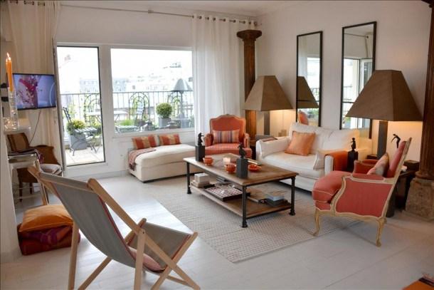 Location vacances Paris 16e Arrondissement -  Appartement - 4 personnes - Billard - Photo N° 1