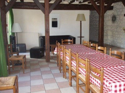 Lodging of group in Touraine - Saint-Patrice