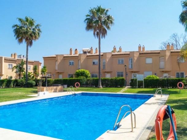 Location vacances Marbella -  Maison - 6 personnes - Barbecue - Photo N° 1