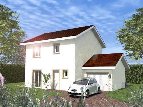Maison  4 pièces + Terrain 1000 m² Meursault par TRADITION LOGIS NORD EST