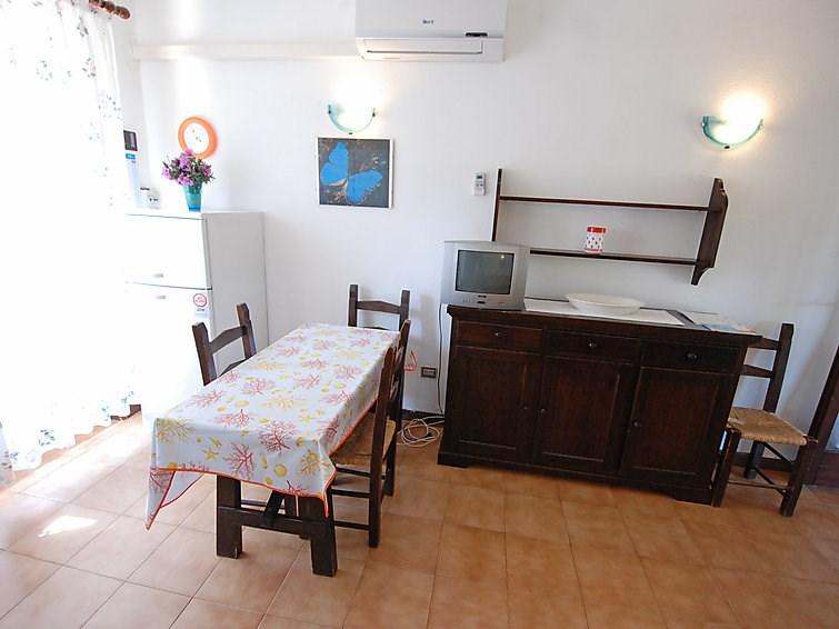 Appartement pour 3 personnes à Costa Rei