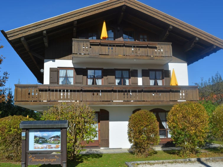 Location vacances Ruhpolding -  Appartement - 5 personnes -  - Photo N° 1