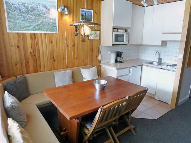 Location vacances Tignes -  Appartement - 4 personnes - Terrasse - Photo N° 1