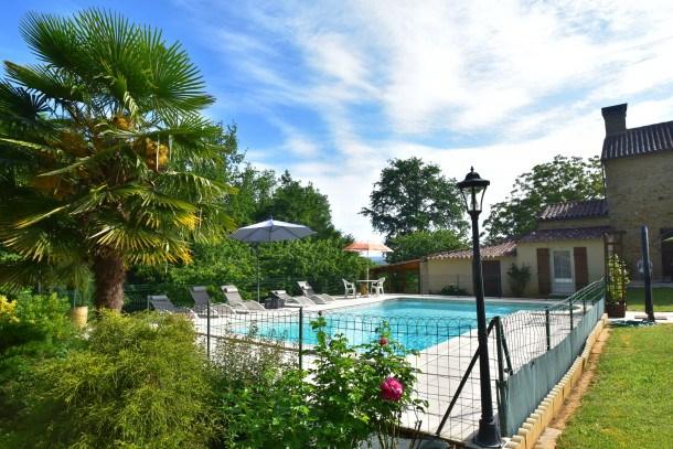 Location vacances Villefranche-du-Périgord -  Maison - 8 personnes - Barbecue - Photo N° 1