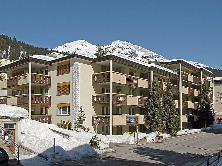 Appartement pour 5 personnes à Davos