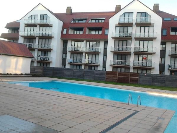 prachtig 1slpk appartement met openlucht zwembad