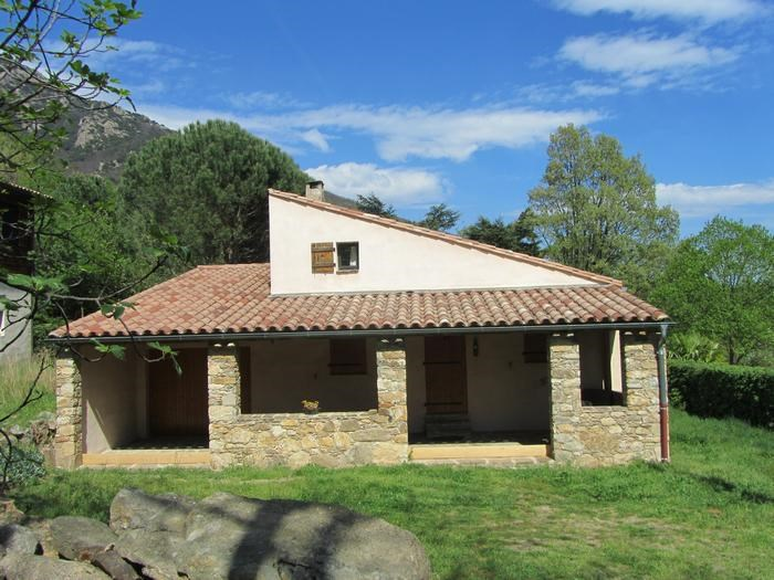 Holiday rentals Colombières-sur-Orb - House - 8 persons - BBQ - Photo N° 1