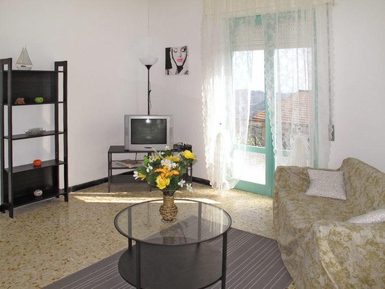 Appartement pour 4 à Civezza