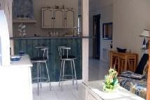 A 300 mètres de la mer, en rez de jardin, appartement de 45 m² avec entrée indépendante