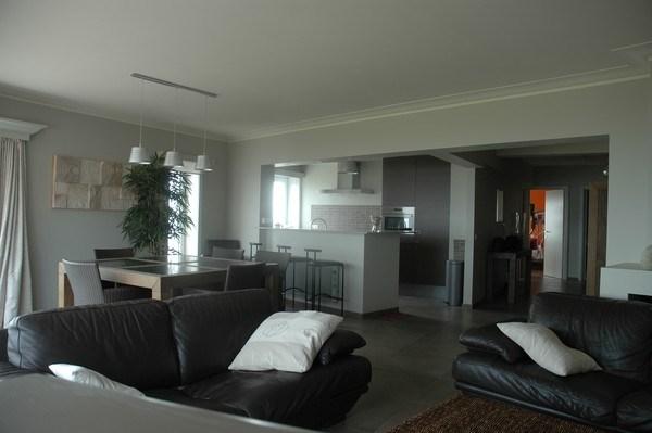 Ruim modern appartement met UNIEK zeezicht