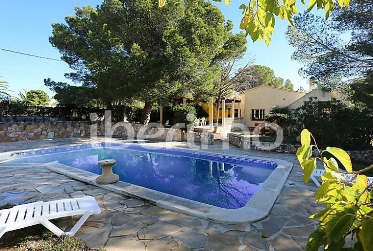 Villa à Ametlla de Mar pour 12 personnes - 4 chambres