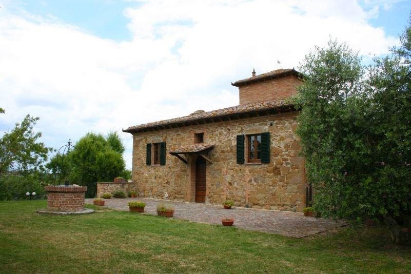 Location vacances Montepulciano -  Maison - 6 personnes - Barbecue - Photo N° 1