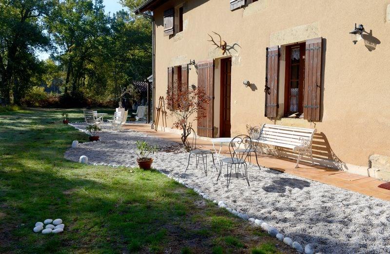 Location vacances Callen -  Gite - 10 personnes - Jardin - Photo N° 1