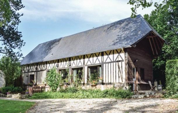 Location vacances Touffreville-la-Corbeline -  Maison - 4 personnes - Barbecue - Photo N° 1