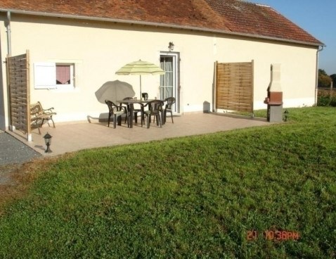 Location vacances Valigny -  Maison - 4 personnes - Barbecue - Photo N° 1