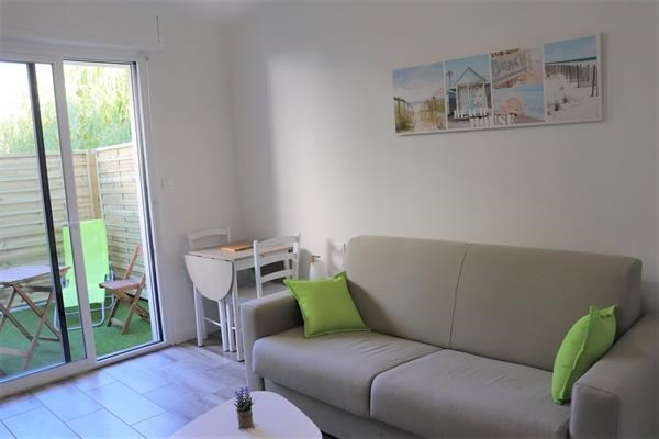 Location vacances Royan -  Appartement - 2 personnes - Micro-onde - Photo N° 1