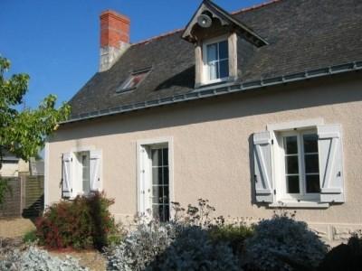 Gîte de France Anjou (3 épis) en Pays et Vallée de Loire (49) entre Angers et Saumur. (3ch. - 7 pers.) - La Menitre