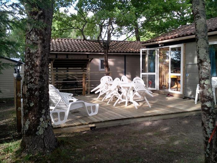 Location vacances Sainte-Gemme -  Maison - 5 personnes - Barbecue - Photo N° 1