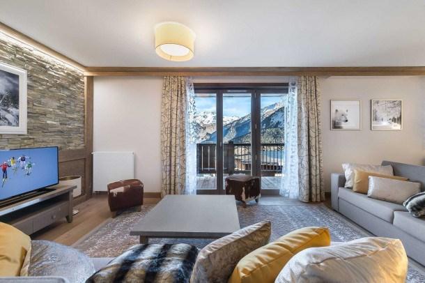 Location vacances Saint-Bon-Tarentaise -  Appartement - 8 personnes - Télévision - Photo N° 1