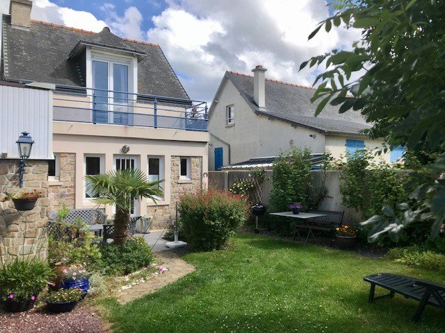 Holiday rentals Binic - House - 4 persons - BBQ - Photo N° 1