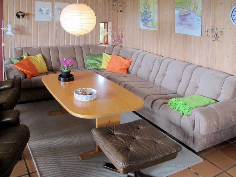 Maison pour 8 à Bogense