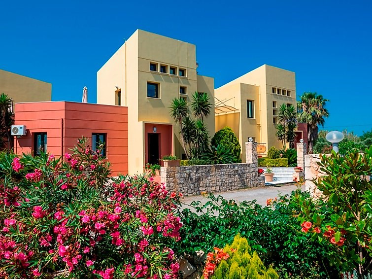 Location vacances Platanias Municipality -  Maison - 6 personnes -  - Photo N° 1