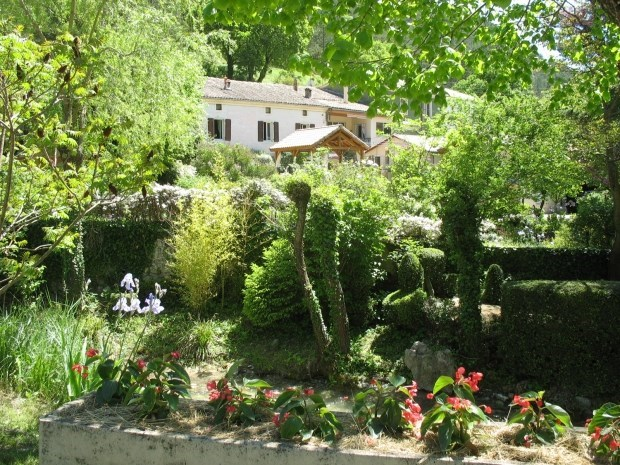 location saisoniere Gite - Romeyer