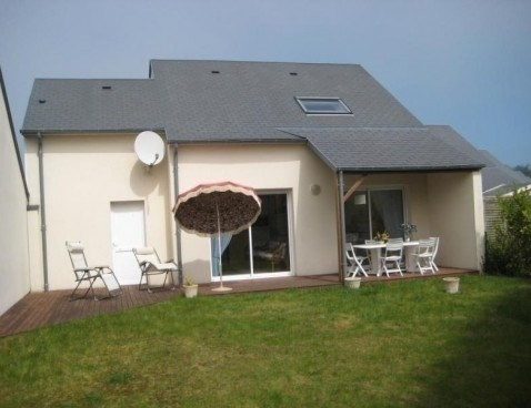 Location vacances Agon-Coutainville -  Maison - 6 personnes - Barbecue - Photo N° 1