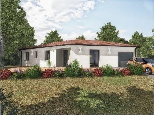 Maison  4 pièces + Terrain 1000 m² Carmaux par TRADICONFORT 81