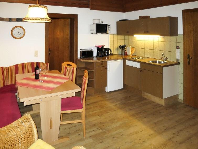 Appartement pour 3 personnes à Finkenberg