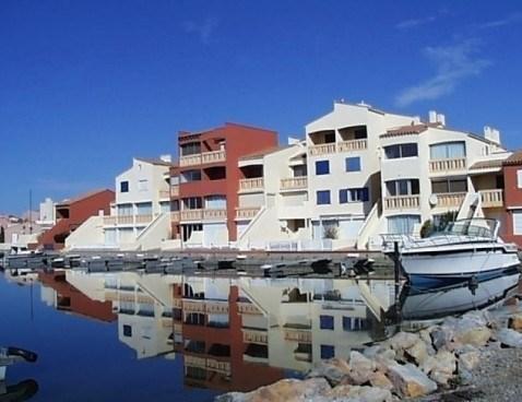 Location vacances Le Barcarès -  Appartement - 4 personnes - Télévision - Photo N° 1