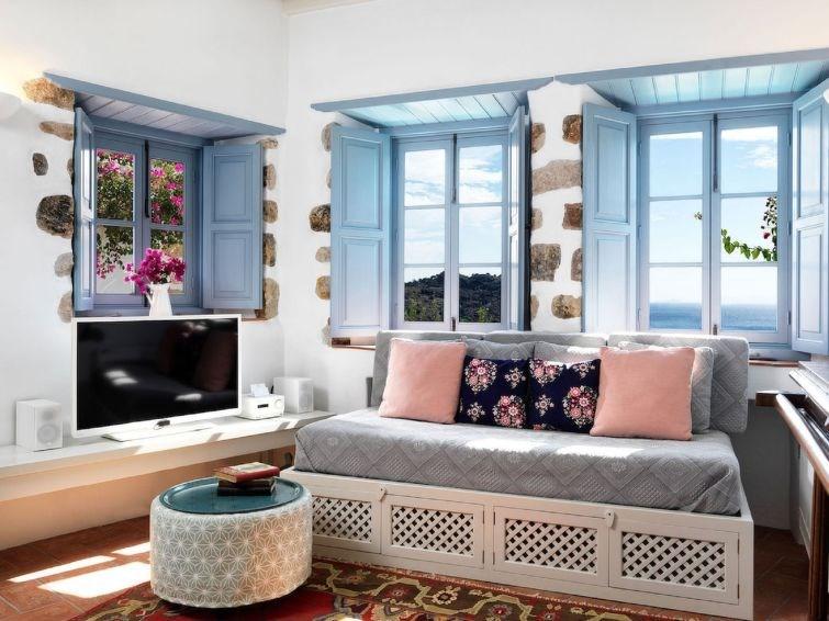 Appartement pour 5 personnes à Patmos