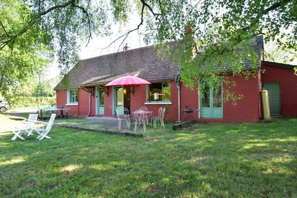 Location vacances La Nocle-Maulaix -  Maison - 4 personnes - Barbecue - Photo N° 1