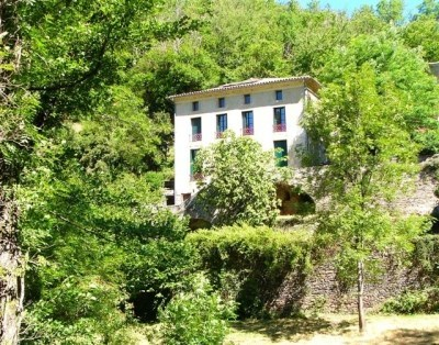 Le mas La Salle - A country house in the Cévennes - Saint-Roman-de-Codières