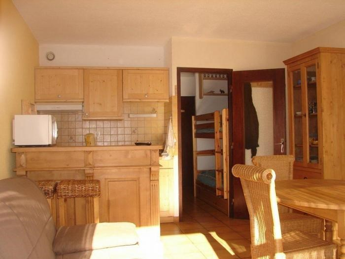 Holiday rentals Saint-Lary-Soulan - Apartment - 4 persons - Garden furniture - Photo N° 1