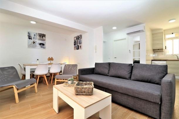 Location vacances Benidorm -  Appartement - 6 personnes - Télévision - Photo N° 1